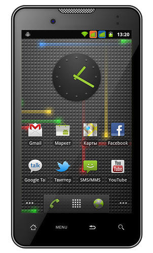 Смартфон Highscreen Yummy Duo