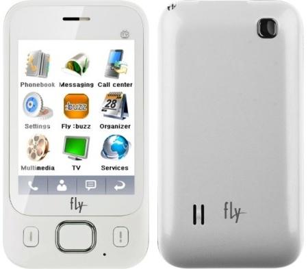 Сотовый телефон Fly E141 TV