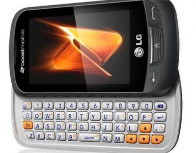 Смартфон LG Rumor Reflex