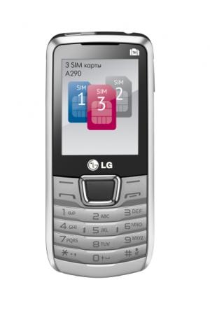 Сотовый телефон LG A290