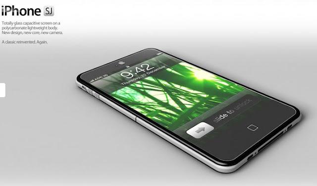 iPhone нового поколения