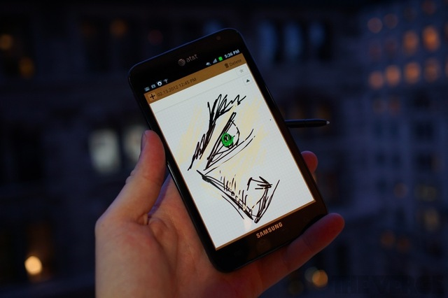 Смартфон Samsung Galaxy Note