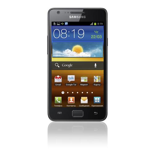 Смартфон Samsung Galaxy S II: доступно обновление ОС
