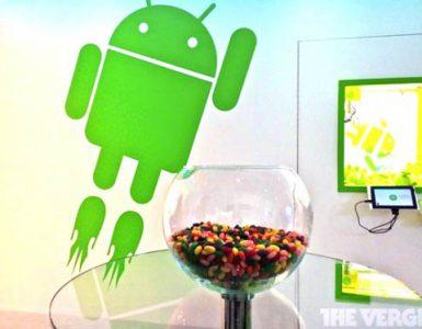 Операционная система Android 5.0 Jelly Bean