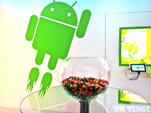 Новая ОС Android 5.0 Jelly Bean