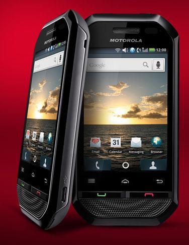смартфон Motorola i867