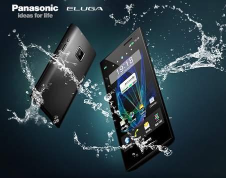 Смартфон Panasonic Eluga
