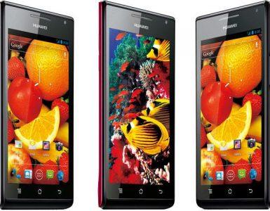 Смартфон Huawei Ascend P1