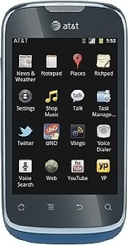 Смартфон Huawei U8652 Fusion