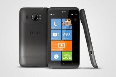 Смартфон HTC Titan II