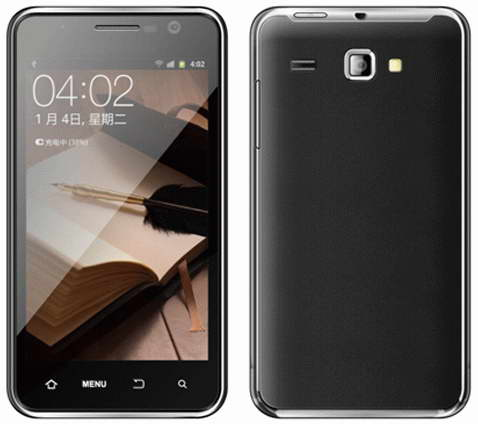 Смартфон DreamMobile M5 3G