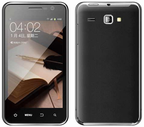 Смартфон DreamMobile M5 3G