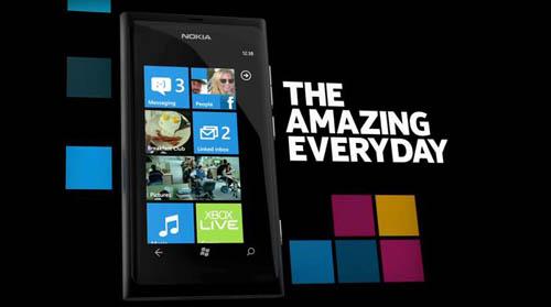 Обновления для смартфонов Nokia Lumia 800 и Lumia 710
