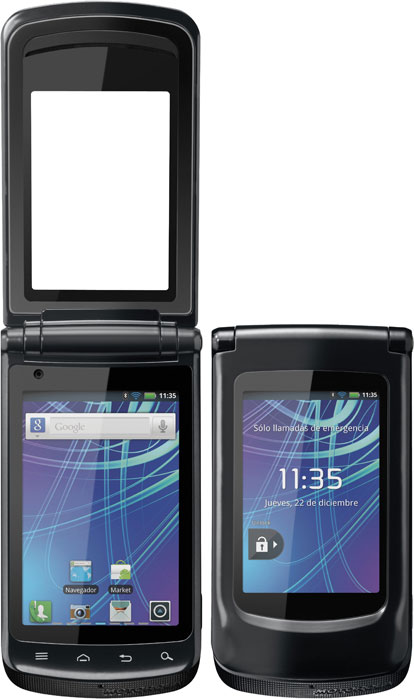 Смартфон Motosmart Flip