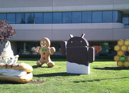 ОС Android 4.0 Ice Cream Sandwich