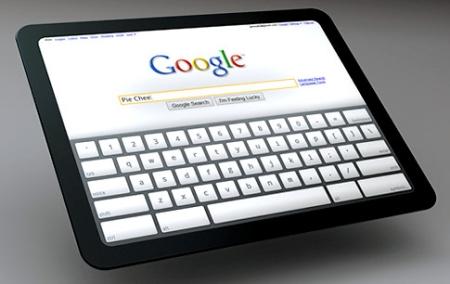 Планшет от Google