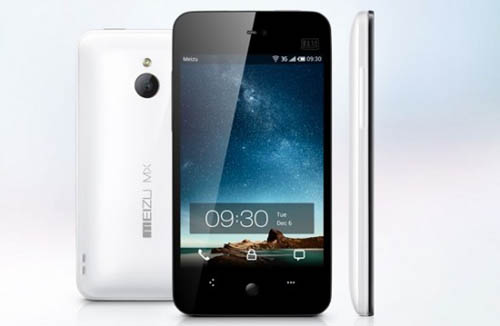 Смартфоны Meizu MX и M9