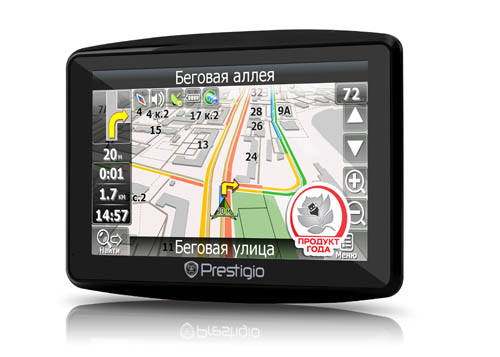 Навигатор Prestigio GeoVision 7900BTTV