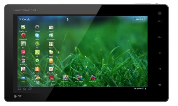 Выпущен новый планшет iconBIT NetTAB SKY