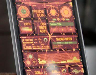 Смартфон Sharp SH-06D NERV