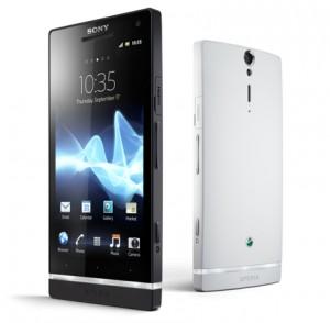 Экран Sony Xperia S