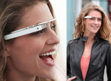 Концепт Google Project Glass