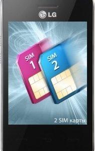 Телефон LG T370