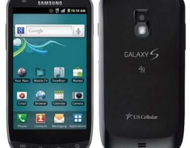 Samsung Galaxy S Aviator
