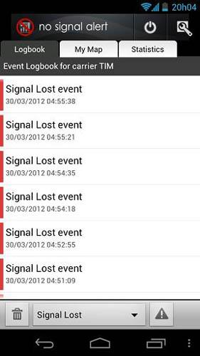 Потеря связи в Galaxy Nexus