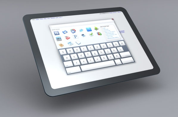 Планшет Google Nexus Tablet
