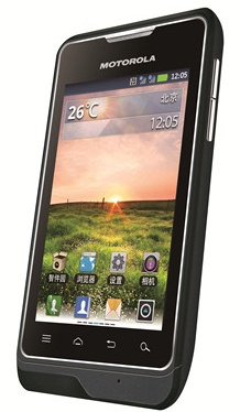 Новый смартфон Motorola XT390