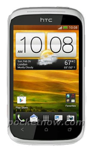 HTC Wildfire C
