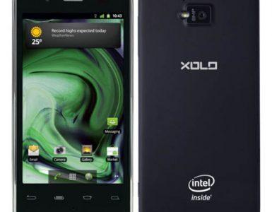 Смартфон Lava XOLO X900