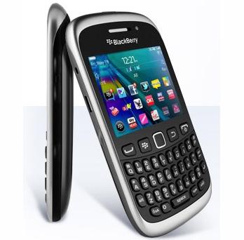 Вскоре состоится релиз смартфона BlackBerry Curve 9320