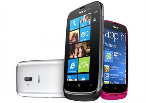 Nokia Lumia 610: старт продаж в Азии