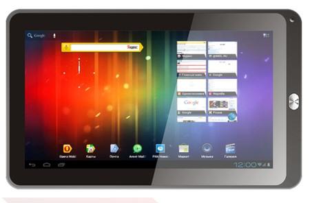 Анонс нового планшета teXet TM-1020