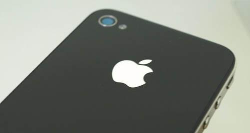 Фотография Apple iPhone в связи с отчетом компании