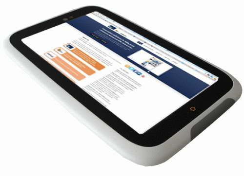 Появился новый защищенный планшетный компьютер CTL 2go Studybook L7