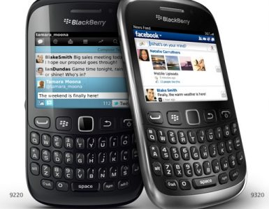 BlackBerry Curve 9320