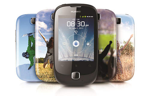 Huawei Ascend Y 100, Huawei G7105