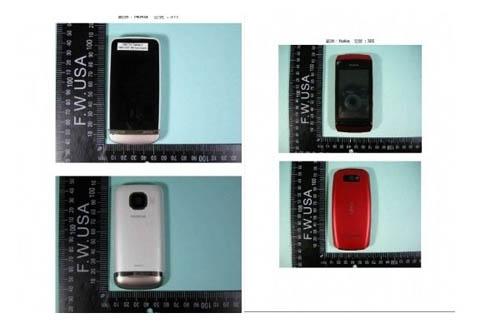 Nokia 311, Nokia 305