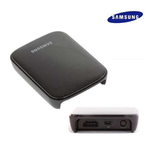 Подсоединение держателя к Samsung Galaxy S III