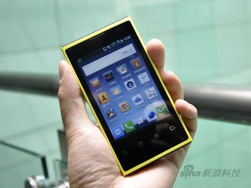 Анонс смартфона Baidu Changhong H5018