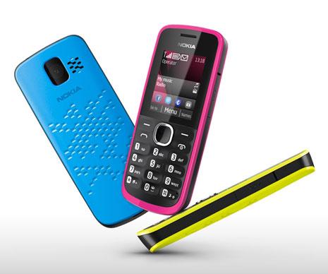 Анонс мобильных телефонов Nokia 110 и Nokia 112
