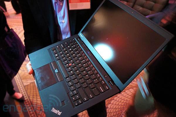 Анонс ультрабука Lenovo ThinkPad X1 Carbon