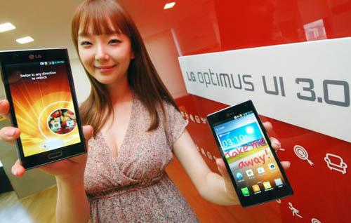 LG Optimus 3.0
