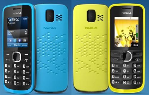 Nokia 111 и Nokia 113