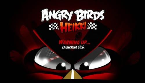 В июне состоится релиз новой игры Angry Birds Heikki