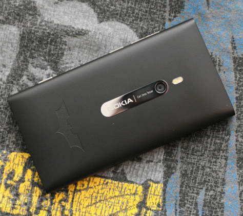 Nokia Lumia 900 Dark Knight Edition