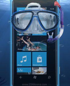 Защищенный смартфон Nokia